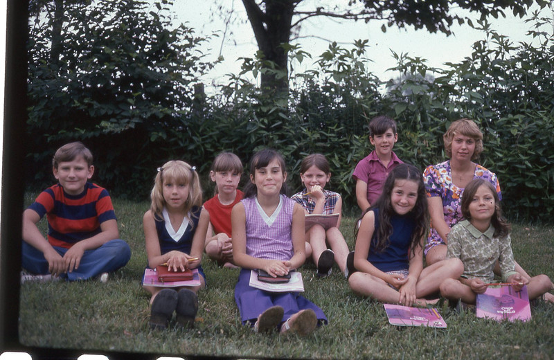 1974-''YOUNG CAMPERS''