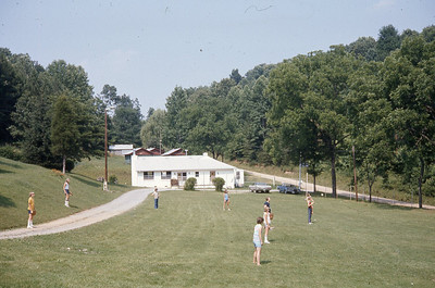 1974-''SOFTBALL FIELD''