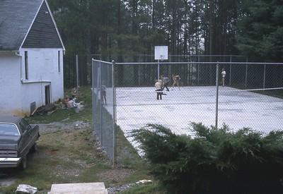 1974 WVS Tennis Court