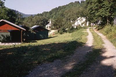1974 Boys Tents