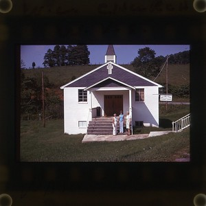 1974 Wallens Creek Church WVS