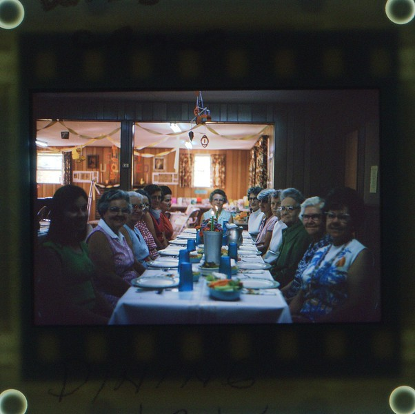 1974 WVS Camp Dining Hall