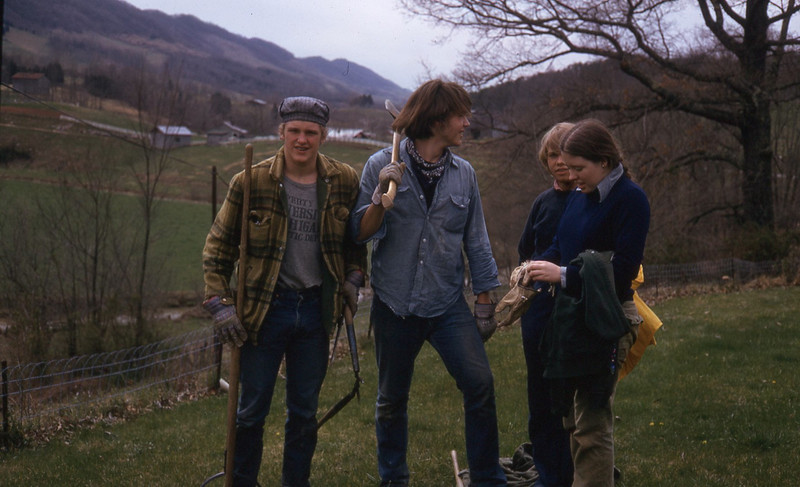 1975-''WORK CAMP''