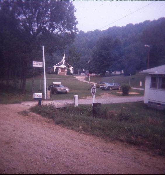 1975-''COVENANT MOUNTAIN MISSION CAMPSITE''