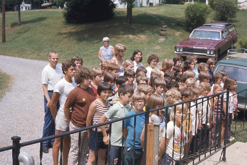 may 1976-''CAMPERS''