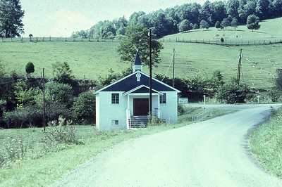 1977 Wallens Creek Church
