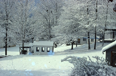 1977 Winter camp