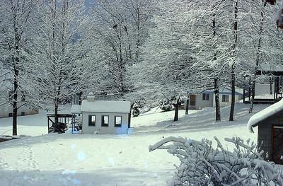 1977 Winter camp