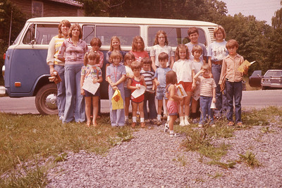 july 1978-''CAMPERS AND VAN''