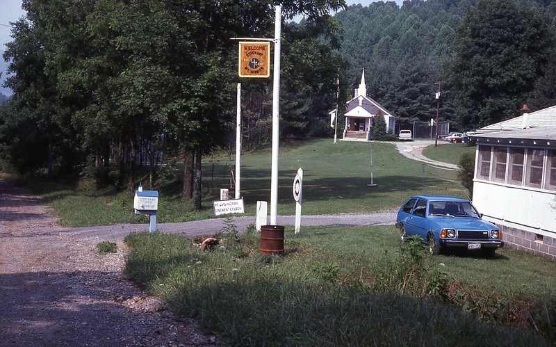 1980 CMM Bible Camp