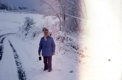 december 1982-''WINTER SCENE''