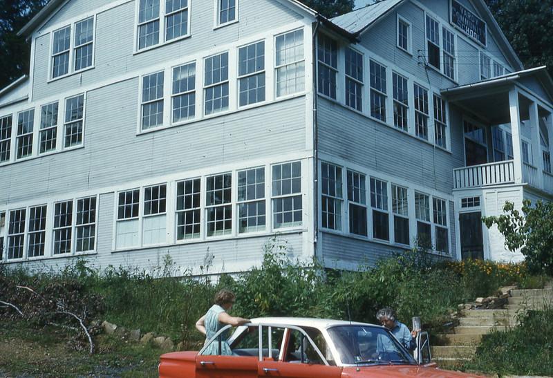 september 1962-''VARDY SCHOOL''