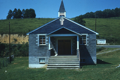 september 1962-''WALLENS CREEK CHURCH''