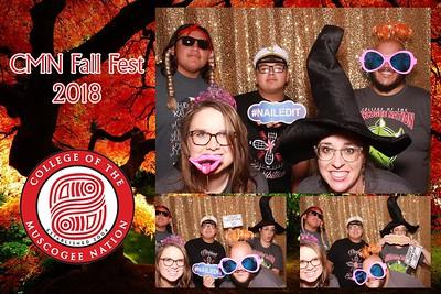 CMN Fallfest 2018
