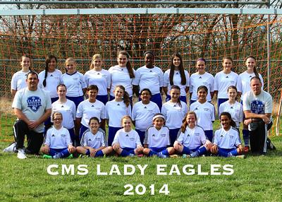 CMS Soccer 2014