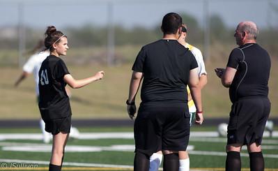 CMSN Girls Soccer A Team