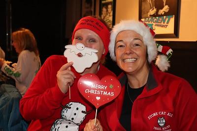 Ballot Box Christmas Caroling Run 2017