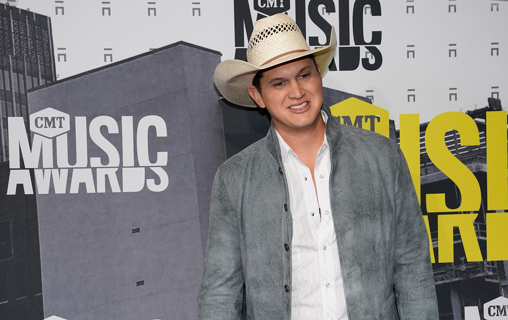 . Jon Pardi arrives at the CMT Music Awards at Music City Center on Wednesday, June 7, 2017, in Nashville, Tenn. (Photo by Sanford Myers/Invision/AP)