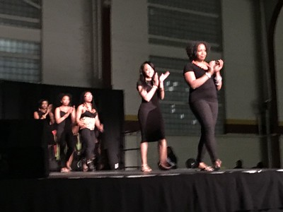 Kullen Logsdon - The Morning Sun Central Michigan University's African Student Association hosted its first Sankofa Pan-African Fashion Show Friday night at Finch Fieldhouse