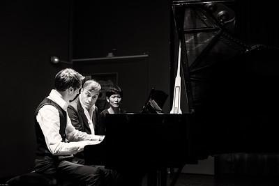 Guillaume Coppola et Hervé Billaut en Concert