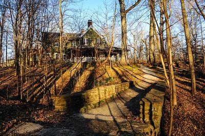 Krippendorf Lodge Autumn