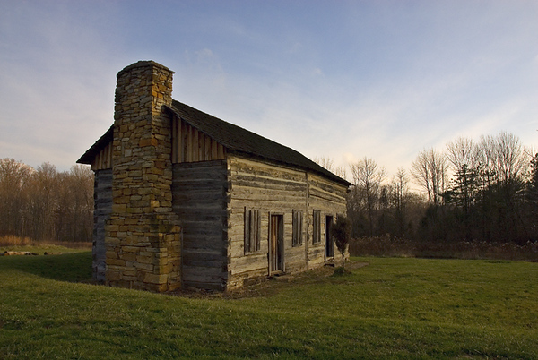 Abner Hollow Cabin