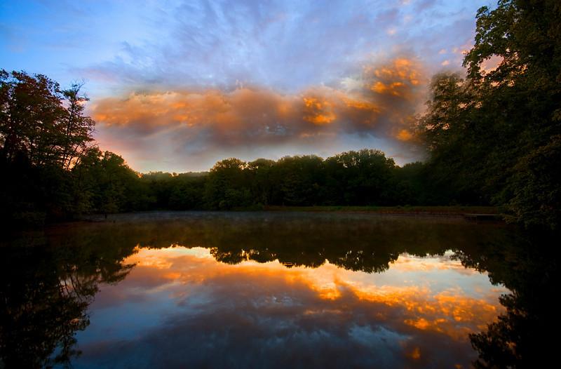 Powel Crosley Morning Natural Light - No HDR