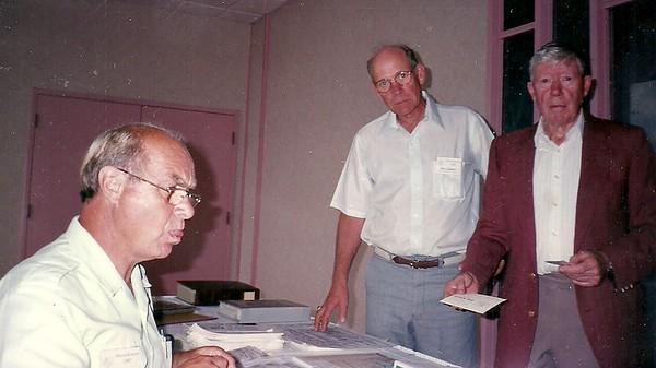 Gord Weston, Moe Coulombe, Bob Wigmore
