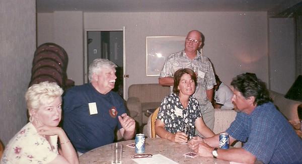 Mary-Louise & John Hodgson, Joe Paquin, Ruth-Ellen Robichaud, Tim Joys