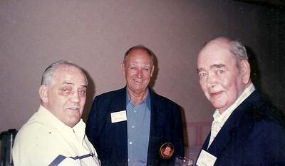 Leo Goneau, Bill Lawrence, John Ruse