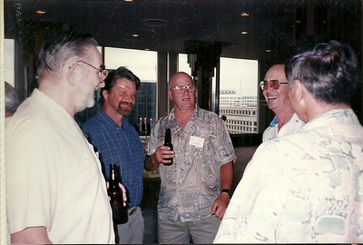 John Cole, Tim Joys, Joe Paquin, Don Deane, JP Carierre
