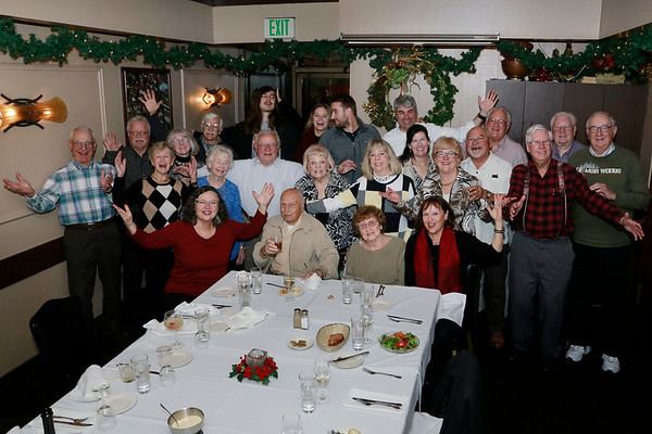 Andy's 104th Birthday Party