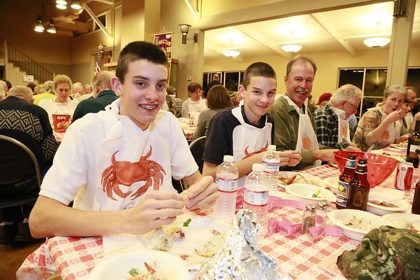 Lions Club Crab Feed 2013