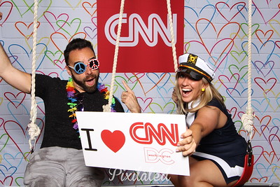 CNN DC Internal Party 7.16.17