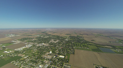 NSTAR balloon over Aurora, NE