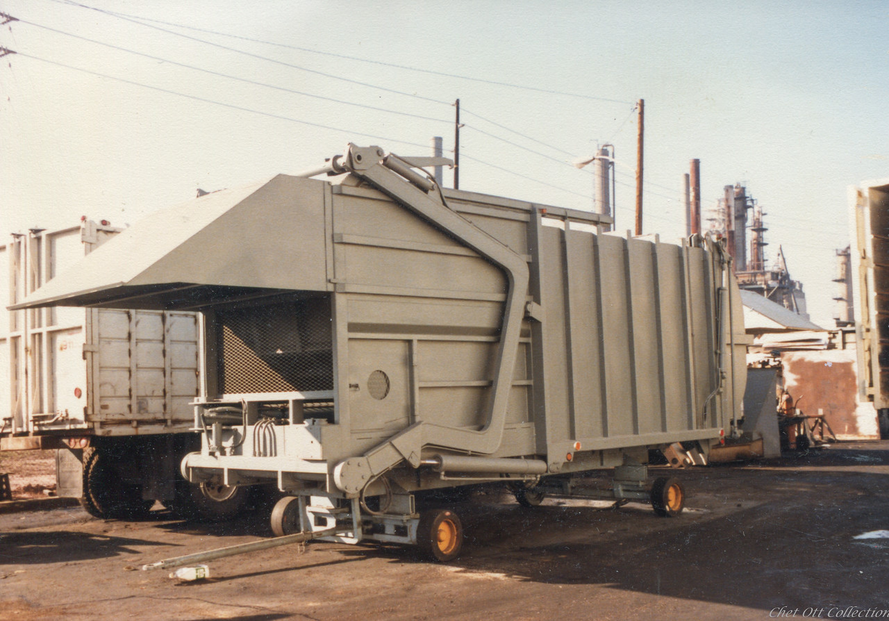 WMEC 80-38 Partial Pack Front Load Body