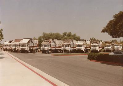 Cal San Fleet ca. 1983