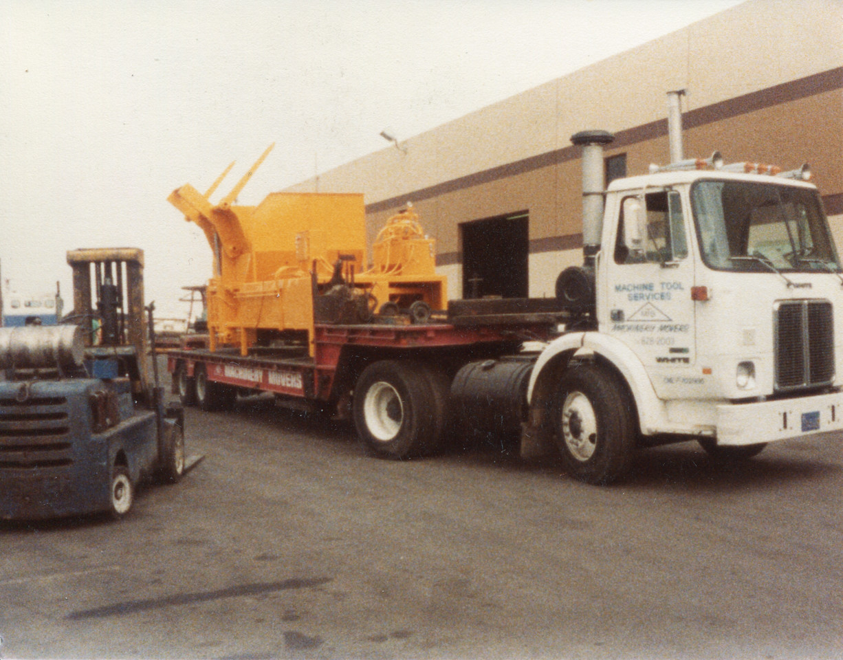 Example of the Compactors that C&O Built
