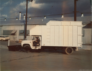 Chevrolet Top Pack Loader (Western Body?)