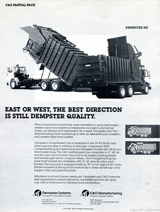Dempster Sales Page ca 1985