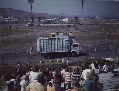 First Orange County Refuse Truck Rodeo