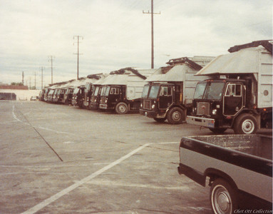 Best Disposal Fleet Shot ca. 1981