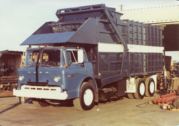 Ford Partial Pack Front Loader
