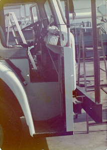Cal San 1974 International Right Hand Drive Modification