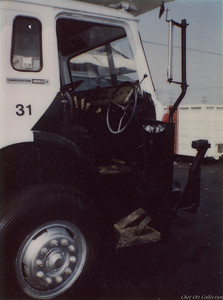 Cal San International C&O Top Pack Front Loader