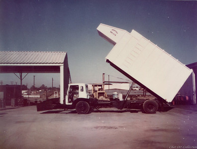 First C&O Garbage Truck Built