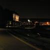 002 Cumberland's Western Maryland Railway Station at night