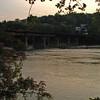 15 CSX bridge (B&O) at sunset