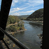 09 Potomac River from the old B&O trestle at Harpers Ferry