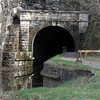 South Portal of the C&O Canal Paw Paw Tunnel
